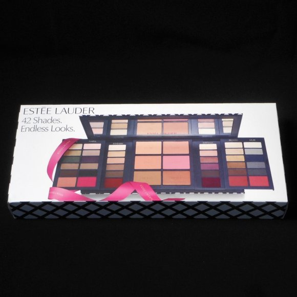 Estee Lauder new 42 Shades Endless Looks Gift Set.